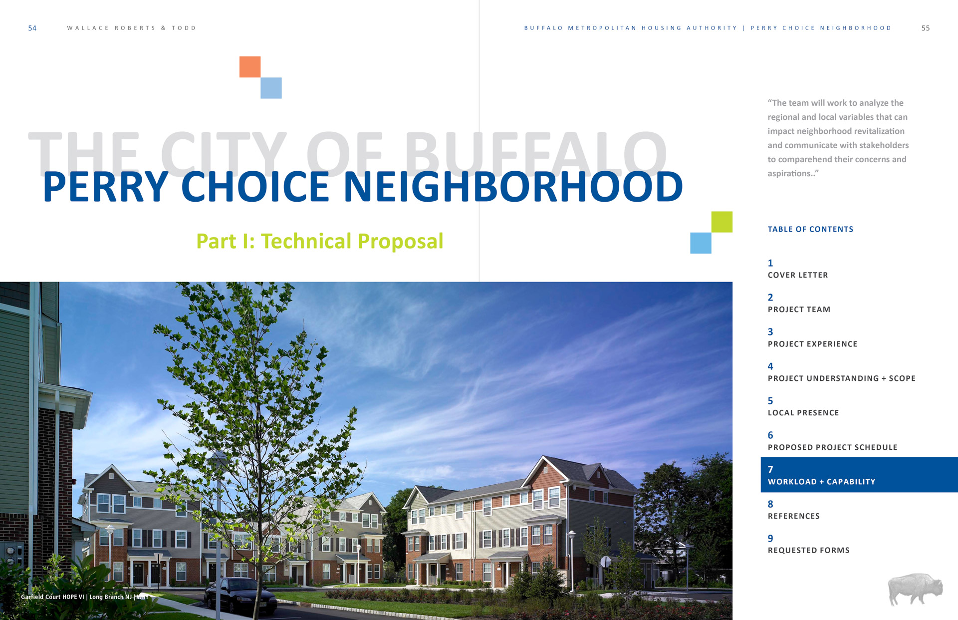 Perry Choice Neighborhood – Studio Jethro